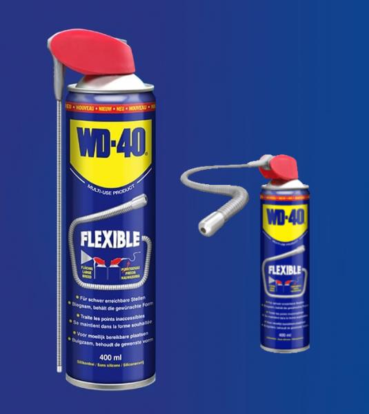 WD-40 Multifunktionsprodukt Öl Schmieröl Kriechöl Flexible - flexibles Sprührohr
