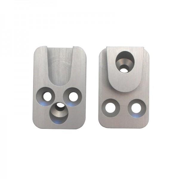 Pitzl Verbinder HVP 88004.0000 - für 6 Schrauben aus eloxiertem Aluminium