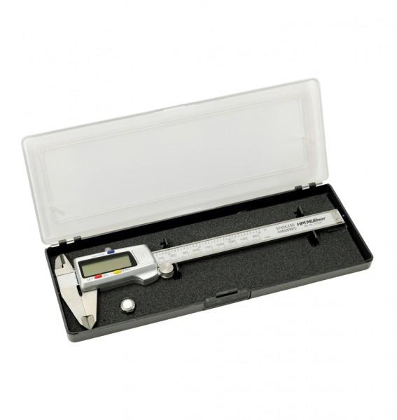 HM Müllner Digital-Schiebelehre mit Feststellschraube - 150mm - aus rostfreiem Stahl