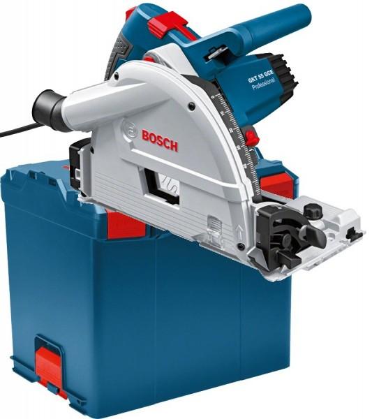 Bosch Tauchsäge GKT 55 GCE Professional - in L-BOXX - inkl. Sägeblatt