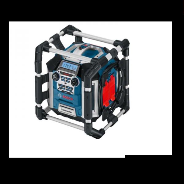 Bosch Baustellenradio GML50 Radio GML 50 Professional - TOP Sound