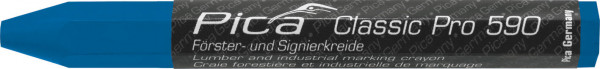Pica Förster- und Signierkreide - Classic PRO 590 - blau - 590/41