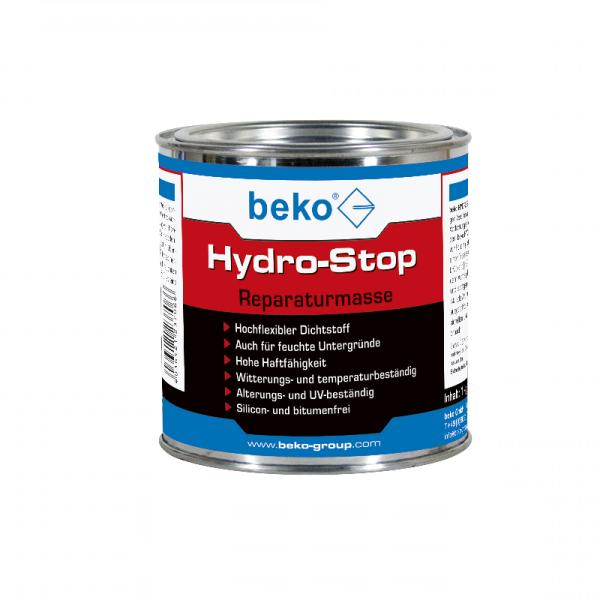 Beko Hydro-Stop Reparaturmasse pastös 1 kg Dose