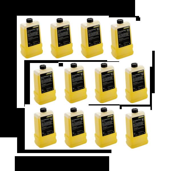12 x Kärcher Systempflege Advance Enthärter 1 RM 110 ASF 12x1L
