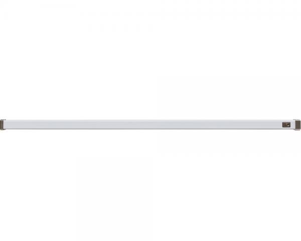 ABUS Fenster-Panzerriegel FPR217 150 W - Weiß - 150cm Grundlänge