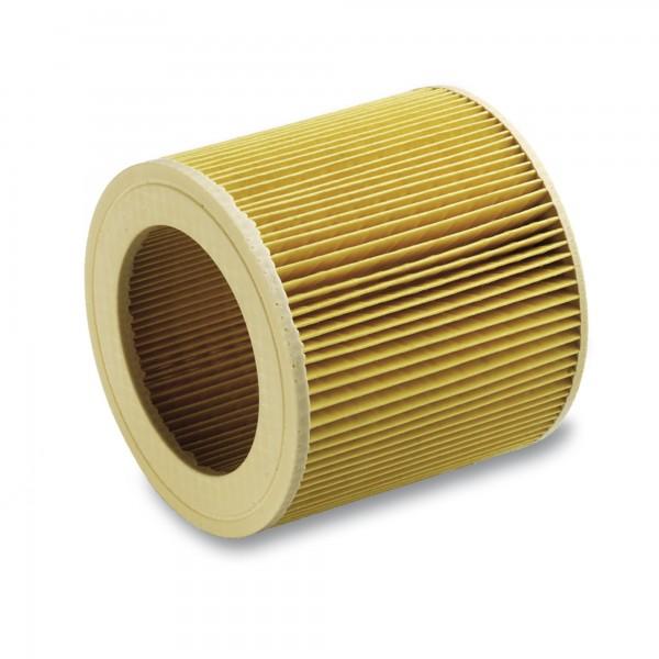 Kärcher Patronenfilter - Nass- und Trockensaugen ohne Filterwechsel