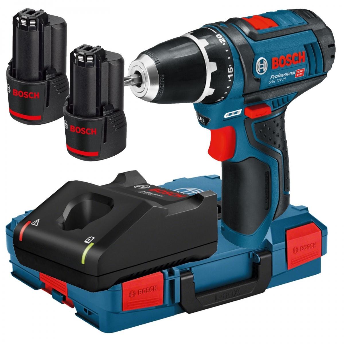 Bosch L-BOXX Einlage für GOP 10,8 V-LI GSA 10,8 V-LI passend für L-Boxx 238