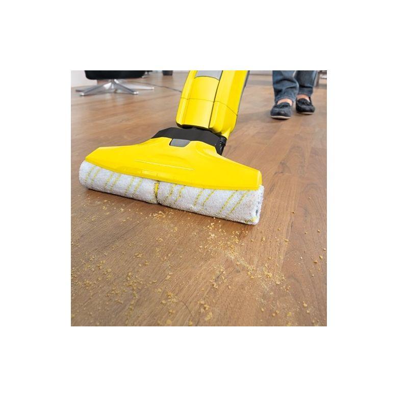 karcher hard floor cleaner fc 5 floor cleaner ebay. Black Bedroom Furniture Sets. Home Design Ideas